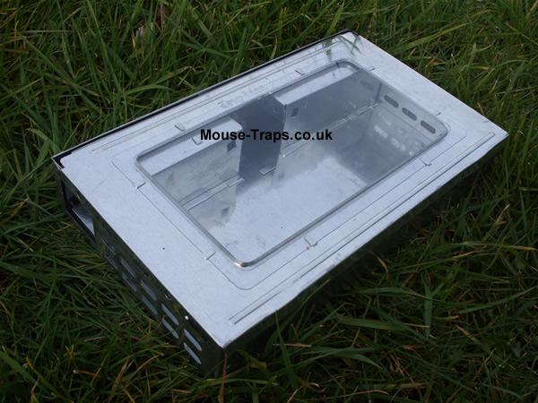 Live capture humane mouse traps